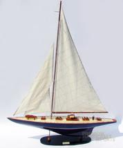 "32"" Endeavour Sailing Boat Model - $110.88"
