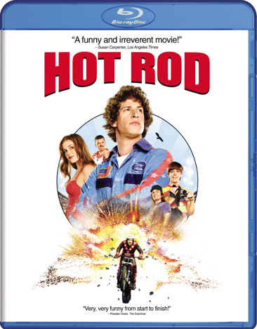 Hot Rod (Blu Ray) (Ws/2017 Re-Release)