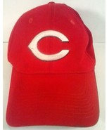 Cincinnati Reds BASEBALL HAT CAP RED JUNIOR FREE SHIPPING! - $14.95