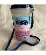 Disneyland Paris Popcorn Bucket Mickey Minnie Lady Tramp Ratatouille Col... - $46.39