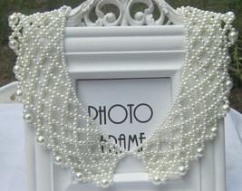 2014 Summer Luxury Imitatio Pearl Fae Collar lace - $27.99