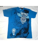 South Pole Deep Blue Size Large Men's Tee Shirt  NWT - $15.99