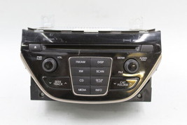 13 14 15 HYUNDAI GENESIS AM/FM RADIO CD PLAYER RECEIVER 96180-2M117YHG OEM - $49.49