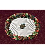 Vintage Large Fitz & Floyd Christmas Platter - $42.00