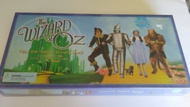 VINTAGE 1999 FACTORY SEALED THE WIZARD OF OZ YELLOW BRICK ROAD BOARD GAME - $31.34
