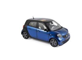 Smart ForFour (2015) Diecast Model Car 183435 - $104.60