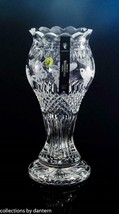 """Waterford Crystal Ltd.Ed. Butter Bee 14"""" Vase Ireland's Ancient East Col... - $1,189.00"""