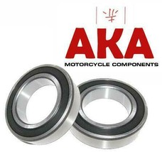 Rear Wheel Bearings For: Suzuki GSXR600 / GSXR750 Srad 2001- 2009 - $8.51