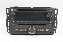 07 08 09 10 11 CHEVROLET YUKON TAHOE AVALANCHE  RADIO CD PLAYER RECEIVER... - $183.14