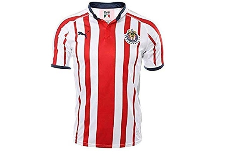 Primary image for NWT CHIVAS DE GUADALAJARA  HOME   FAN JERSEY SEASON 2018-19 SIZE SMALL TO 2XL