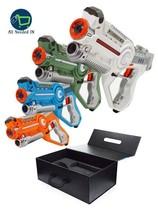 Laser Tag Set Laser Tag Blasters Set Kids Multiplayer Game & Carrying Ca... - $113.26