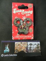 Seasons Screaming's Jack Skellington Sally LE 3500 WDW 2014 Disney Pin C... - $27.78
