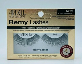 Ardell Remy Lashes 781 Faux Eyelashes Keratin Infused Tapered Tips Free Shipping - $3.99