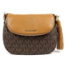 Brown ONE SIZE Michael Kors Womens Handbag BEDFORD 35T7GBFL2B BRN ACORN - $340.27