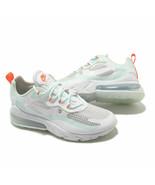 Nike CJ0620-100 Air Max 270 React SE Women's Shoes Sneakers White Green ... - $119.99