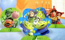 Toy Story 3 Mini Centerpieces Disney Pixar Hallmark 2012 Birthday Party ... - $20.80
