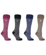 Heat Holders - Womens Thick Winter Warm Knee High Long Ribbed Thermal Bo... - $16.90