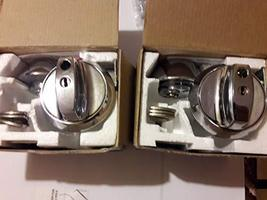 2 X ABLOY ME155N Deabolts with Lockable Thumbturn/PROTEC Key System/Keye... - $900.00
