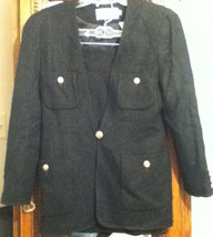 JH Collectibles Lined Wool Suit Size 10/12 NWOT - $58.05