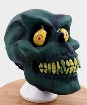Paper Magic Group Ghoul Demon Mask Halloween Costume Cosplay Latex Vinta... - $36.09