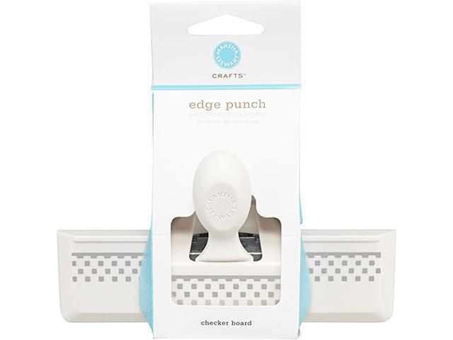 Martha Stewart Crafts, Checker Board Edge Punch