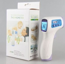 Newest Non Contact Forehead Infrared Medical Digital Thermometer for Bod... - $13.56