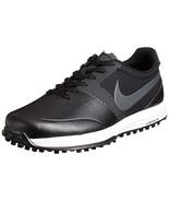 NIKE Golf Men's Lunar Mont Royal High Performance Golf Shoe, Black/Summi... - $97.96