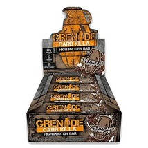 Grenade Nutrition - Grenade Carb Killa Protein Bar - High Protein, Low C... - $34.99