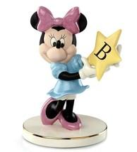 Lenox Disney You're A Shining Star Minnie Mouse Letter B Monogram Figuri... - $39.90
