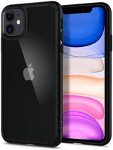 Spigen Ultra Hybrid Designed for Apple iPhone 11 Case (2019) - Matte Black - $44.18