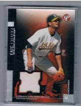 2005 Topps Prestige #139 Eric Chavez NM/MT MEM /500  - $7.87