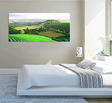 3D Grüne Felder 344 Wandbild Fototapete BildTapete Familie AJSTORE DE - $36.55+