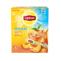 Lipton Ice Tea Mix Peach Flavor 14g * 80ea - $39.45