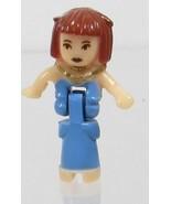 1995 Vintage Polly Pocket Dolls Pop-Up Clubhouse - Tawny Bluebird Toys - $7.50
