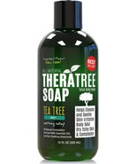 TheraTree Tea Tree Oil Soap with Neem Oil - 12oz - Helps by - $20.37