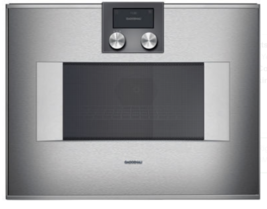 Gaggenau 400 Series BM450710 1.3 cu. ft. Built-in Microwave Oven Stainless - $3,955.10