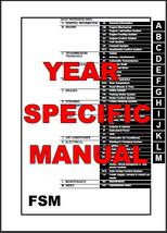 1978 Datsun 280 Z Oem Factory Repair Workshop Fsm Manual In Pdf For Fast Download - $14.95