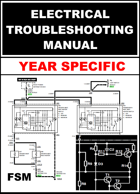 1986 BMW 325 FACTORY ELECTRICAL TROUBLESHOOTING MANUAL ETM IN PDF FOR DOWNLOAD