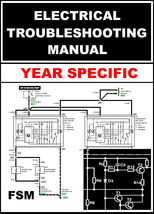 1986 BMW 325 FACTORY ELECTRICAL TROUBLESHOOTING MANUAL ETM IN PDF FOR DO... - $14.95