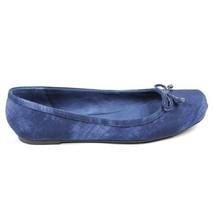 Blue 6.5 US - 37 EUR Nine West Womens Ballerina NWLOREDANA DARK BLUE - $50.89