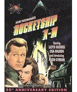 Rocketship X-M (1950) DVD - $12.95