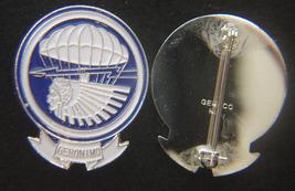 WW2 501st Airborne Infantry Geronimo DI badge GEMSCO design    - $17.00