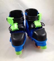 Playskool Adjustable Beginner Inline Roller Blades Skates Plastic & Tuff... - $23.36