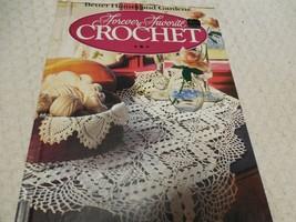 Forever Favorite Crochet Patterns Better Homes and Gardens 1984 Doilies Pillows+ - $11.68