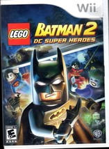 Batman 2 DC Super Hero Lego (Wii Game) - $9.95