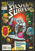 SILVER SURFER #96 Marvel Comics 1994 FINE+ or better ANTMAN Torch Thing ... - $3.96