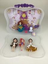 Disney Princess Little Kingdom Rapunzel Merida Little Mermaid Ariel Doll... - $14.80