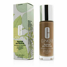 Clinique Beyond Perfecting Foundation and Concealer - # 06 Ivory (vf-n) ... - $51.34