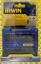 Irwin 1866985 31 Piece Impact ScrewDriver Bit Set - $8.91