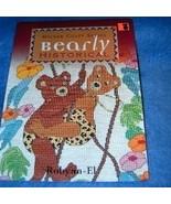 Bearly Historical Cross Stitch Designs by Robynn El - $5.50